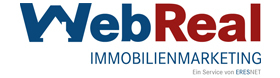 WebReal Marklersoftware - Web, real, Logo, immo.