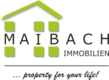 MAIBACH IMMOBILIEN Logo