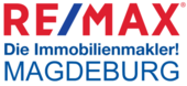 RE/MAX Immobiliencenter Magdeburg Logo