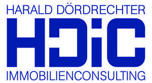 Logo ''Harald Dördrechter Immobilien-Consulting''