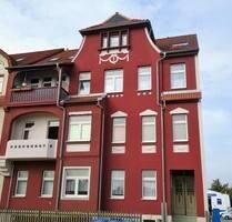 2-Raum-Wohnung mit Einbauküche und Balkon - Naumburg (Saale)