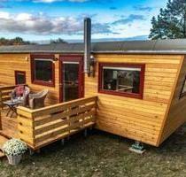 Tinyhouse, Tiny House, Ferienhaus, Wohnhaus, Schwedenhaus - Uelzen