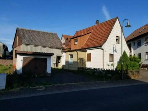 Haus Mit Scheune Und Zwei Garage In Tann 1a Immobilienmarkt De