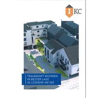 Traumhaft Wohnen in Bester Lage in Losheim am See - EG-Wohnung 3 ZKB -134m² - Balkon - Aufzug !!