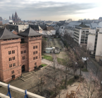1 Zi-Appartment, MZ-CIty, Balkon, TG-Stellplatz, vermietet - Mainz