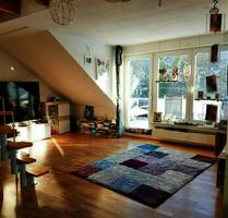 Lichtdurchflutete, großzügige, 131qm moderne Dachgeschosswohnung - Hagen