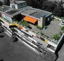 Penthouse mit spektakulärer Aussicht Terrasse am Bodensee 276 qm - Eriskirch