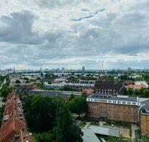 Sympathische 1,5 Zimmer Wohnung mit Blick auf Elphi und Alster - Hamburg