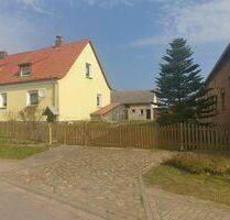 Doppelhaushälfte in 17337 Milow - mit großem Grundstück