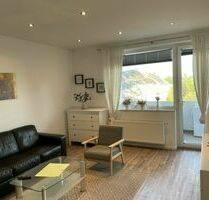Klimatisierte und Vollständig renovierte Wohnung mit 3 Zimmern, Balkon und Einbauküche in Düsseldorf - Düsseldorf - Bezirk 3