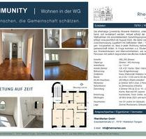 COMMUNITY | Wohnen in der WG | Für Menschen, die Gemeinschaft schätzen. - Waldshut-Tiengen