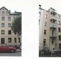 Dachgeschosswohnung in denkmalgeschützten Haus - Chemnitz