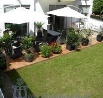 Luxuriös ausgestattete Eigentumswohnung mit Gartenanteil in Saarbrücken - Saarbücken