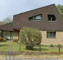 Freistehendes Einfamilienhaus in idyllischer Stadtrandlage - Homburg