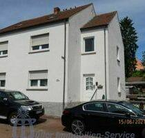 Gepflegtes Zweifamilienhaus in bevorzugter Wohnlage von Bexbach - Homburg