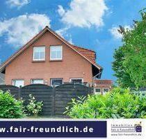 ATTRAKTIVES HAUS MIT 3 VERMIETETEN EIGENTUMSWOHNUNGEN IN BROOKMERLAND! - Upgant-Schott