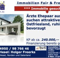 ÄRZTE-EHEPAAR AUS KÖLN SUCHT ATTRAKTIVES HAUS IN OSTFRIESLAND! - Moormerland