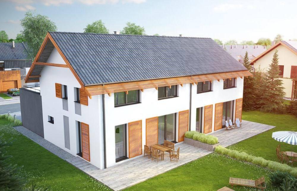 wohnen zwischen stadt und bergen zwei doppelhaush lften in baierbrunn in baierbrun 1a. Black Bedroom Furniture Sets. Home Design Ideas