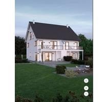 Neubau: 2 Doppelhaushälften mit