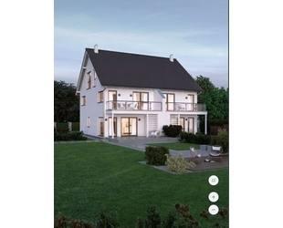 Neubau eines Doppelhauses. Beide Hälften noch frei. Einzeln oder gemeinsam kaufbar. Zentrale Lage. - Nidderau / Ostheim Rhein-Main Gebiet