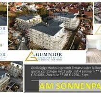 ++Virtuelle Besichtigung ++Sonnige 2 Zimmer Penthouse **KfW 40 PLUS** ++ 30.000.- Tilgungszuschuss - Kemnath