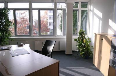 Blick In Das Musterbüro   Flair Inklusive! Arbeiten In Modernen Büros In  Der Pohland Passage