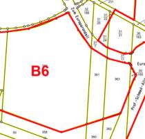 ca. 36.000 qm im Baufeld B6 in Grosskugel - Großkugel