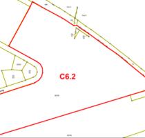 ca. 112.640 qm im Baufeld C6.2 in Grosskugel - Großkugel